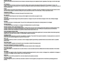 Mortgage Glossary Page 5-min