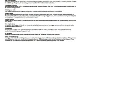 Mortgage Glossary Page 6-min